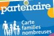 Partenaire carte familles nombreuses